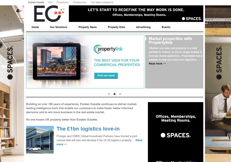 EG-website